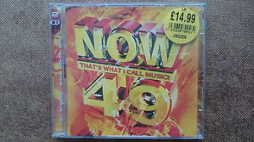 Now thats what i call Music 49 CD